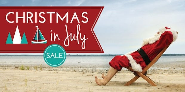 Cricut Christmas in July Sale! - Thrifty Jinxy