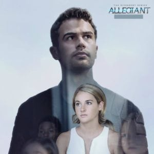 The Divergent Series: Allegiant BluRay Combo Pack Reader Giveaway