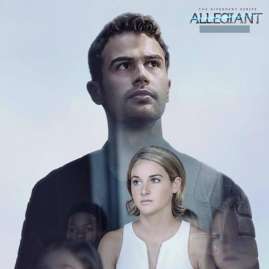 Divergent Allegiant Tris Four