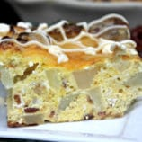Cheese, Bacon and Potato Breakfast Casserole Recipe