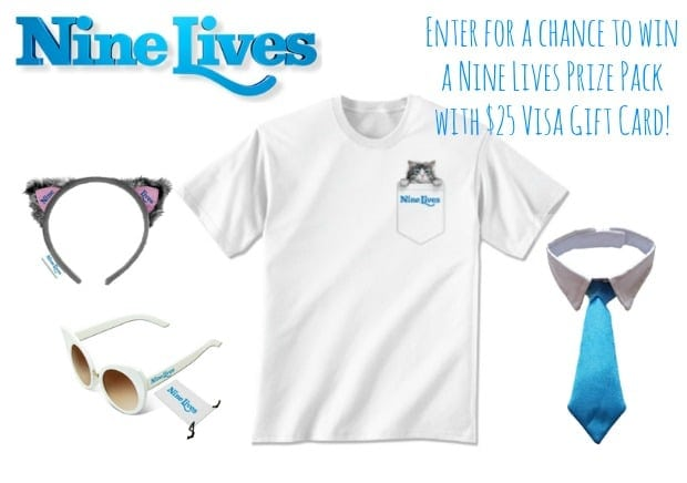 Nine Lives Movie Prize Pack