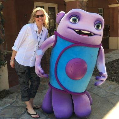 56e45297ede7c3 Visiting DreamWorks Animation Studios – HOME  ADVENTURES WITH TIP   OH