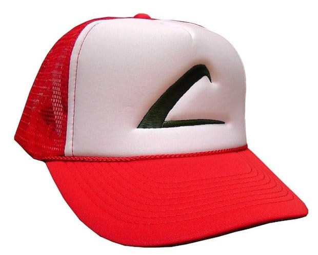 Pokémon Trainer Hat