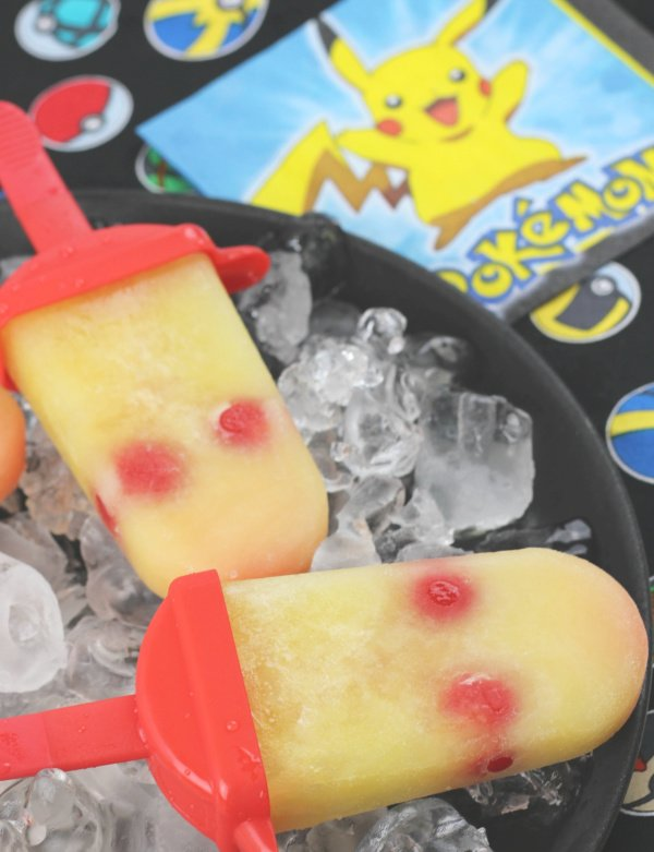 Pokemon Popsicles