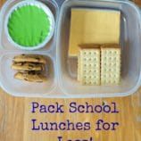 Make School Lunches for Less!