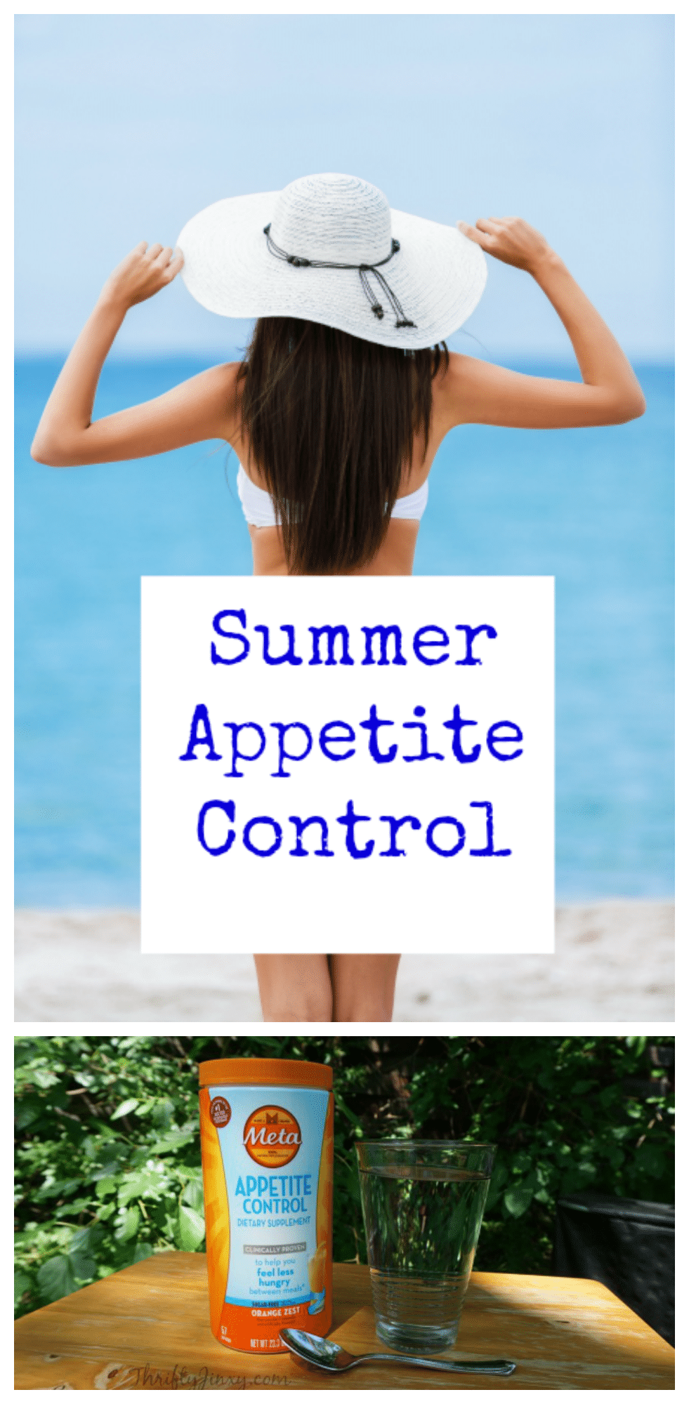 Summer Appetite Control with Meta Appetite Control