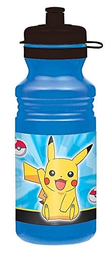 pokemon go Pikachu Water Bottle