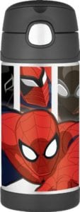 Spiderman Thermos Funtainer 12 Ounce Bottle