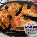 Copycat Taco Bell Mexican Pizza Recipe – Copycat Secrets!