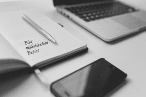 Blog Monetization Basics: How to Start Making Money from Your Blog