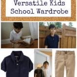 Build a Versatile Kids Wardrobe with OshKosh B'gosh + Reader Giveaway