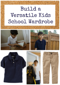 Build a Versatile Kids Wardrobe with OshKosh B'gosh + Reader Giveaway