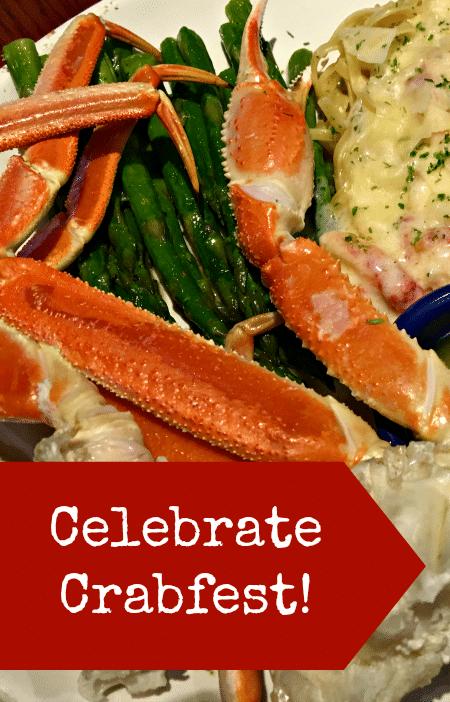 Celebrate Crabfest Red Lobster