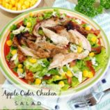 Apple Cider Chicken Salad Recipe