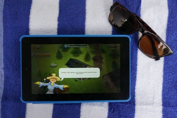 Fire Tablet Games