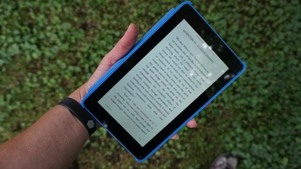 Fire Tablet Kindle