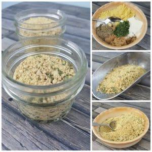 Homemade Mustard Dry Rub Recipe + Gift Giving Idea!