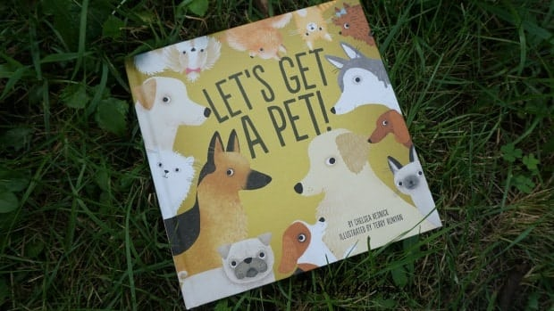 Lets Get a Pet Book