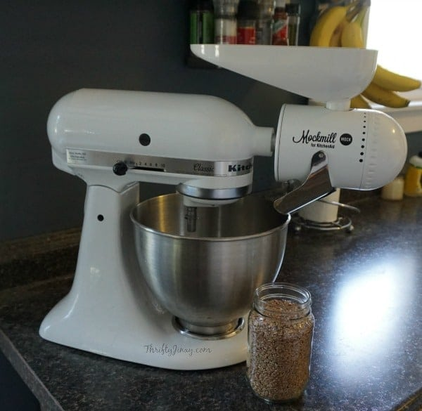 Mockmill Kitchenaid Stand Mixer