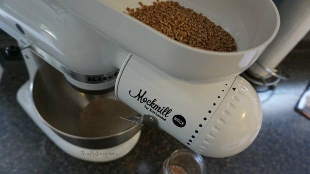 Mockmill for KitchenAid Review