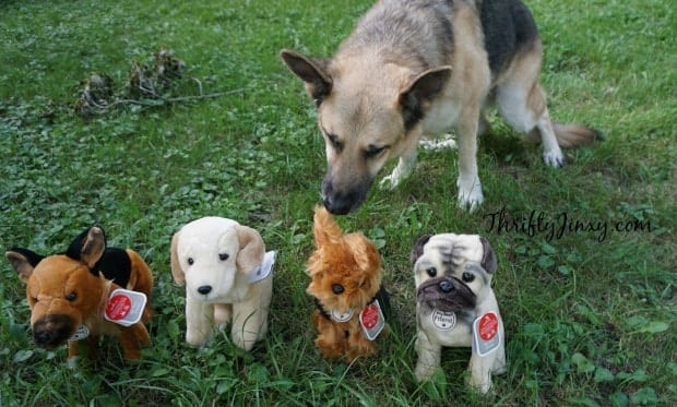 My Best Friend Plush Dogs