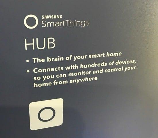 Samsung SmartThings HUB Description