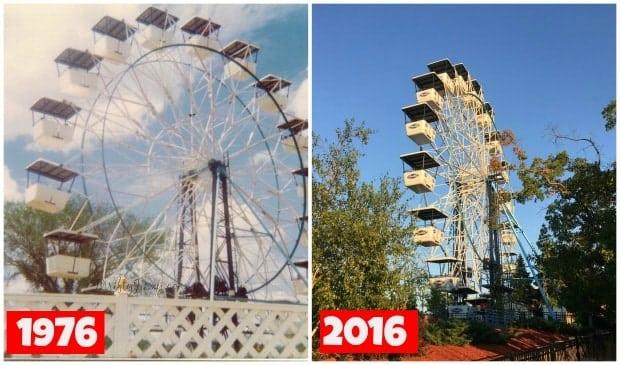 Valleyfair Ferris Wheel 40 Years