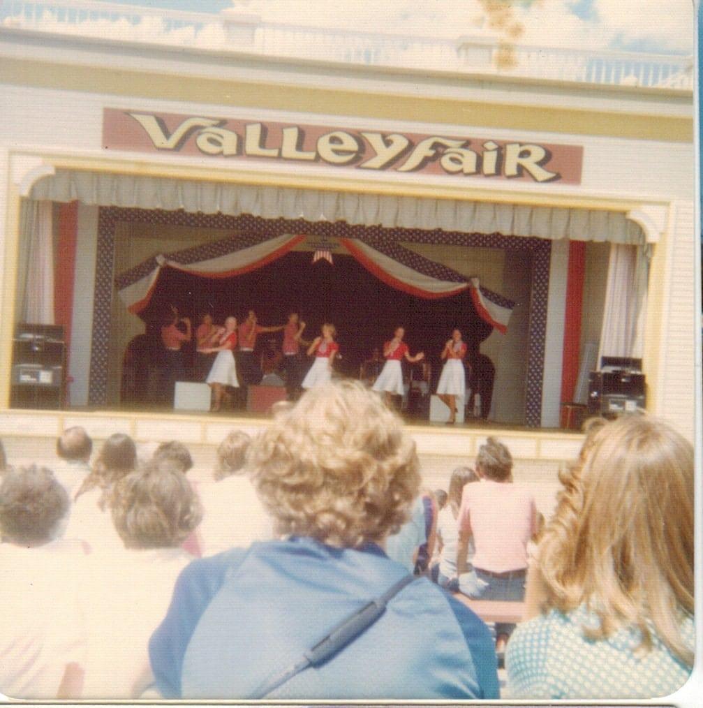Valleyfair Stage