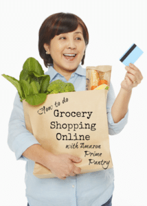 Amazon Prime Pantry Grocery Shopping Online