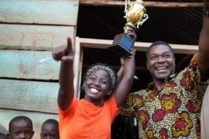 Go See Disney's Queen of Katwe this Weekend!