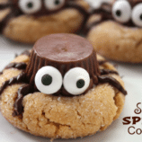 Silly Halloween Spider Cookies Recipe