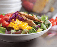 Noodles & Company Backyard BBQ Chicken Salad Recipe