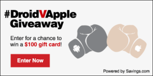 $100 Verizon Gift Card Giveaway + a Twitter Party!