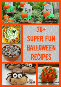 20+ Super Fun Halloween Recipes