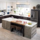 Kitchen Makeover: Black Stainless KitchenAid Suite of Appliances at Best Buy