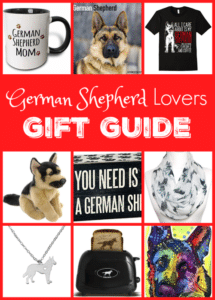 German Shepherd Lovers Gift Guide