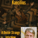 Mads Mikkelsen: So Good at Being Bad! Doctor Strange's Kaecilius Interview