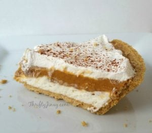 No Bake Pumpkin Pie Recipe – Delicious Layered Goodness!