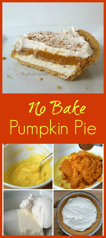 There S No Need To Turn On The Oven Make This Bake Pumpkin Pie Recipe