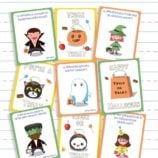 Printable Halloween Lunchbox Notes and Lunch Ideas