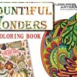 Bountiful Wonders Coloring Book