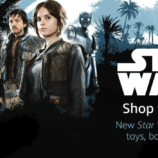 Star Wars Rogue One Collectibles and Giveaways!