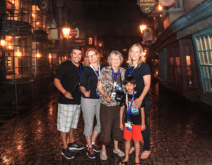 Universal Orlando Fun Under 54″ – The Wizarding World of Harry Potter – Diagon Alley