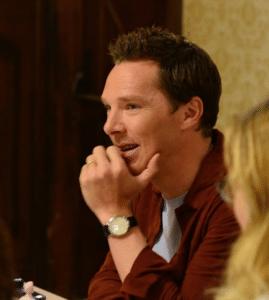 Benedict Cumberbatch Is Doctor Strange: An Interview