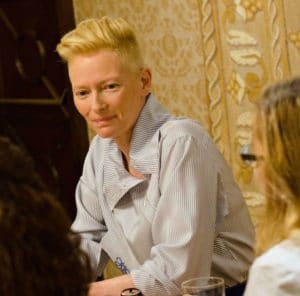 Tilda Swinton is The Ancient One: A Doctor Strange Interview