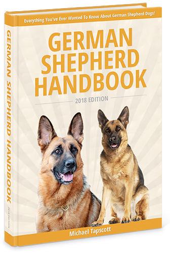 german shepherd handbook