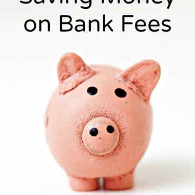 thrifty jinxy save money bank fees buy checks online