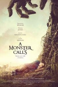 A Monster Calls Press Junket with Felicity Jones Interview