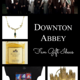 Downton Abbey Fan Gift Ideas