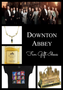 Downton Abbey Fan Gift Ideas
